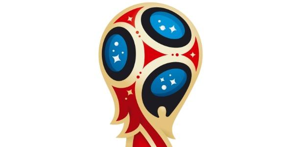 Logo copa do mundo 2018 clipart png stock Rússia apresenta logo da Copa de 2018 com tema espacial e ... png stock