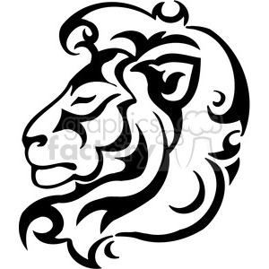 Logo creator clipart clipart free stock Royalty-Free lion logo design 385412 vector clip art image - EPS ... clipart free stock