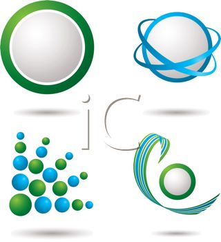 Logo creator clipart clipart free Button 2d Clipart clipart free