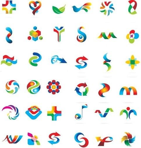 Logo creator clipart jpg freeuse download Logo Design Template Vector Elements Free vector in Encapsulated ... jpg freeuse download