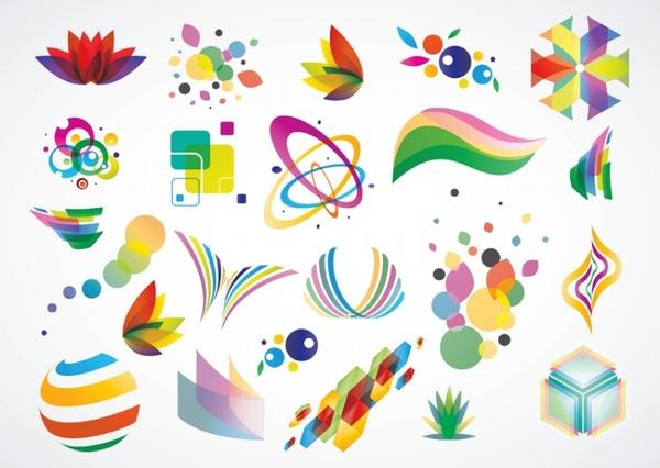 Logo creator clipart image royalty free Logo Design Elements Free vector in Adobe Illustrator ai ( .ai ... image royalty free