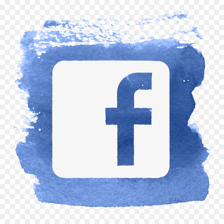 Logo de facebook clipart picture download Icon Social Media clipart - Facebook, Drawing, Blue, transparent ... picture download