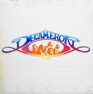 Logo decameron clipart clip art freeuse stock Decameron - Mammoth Special (1974, Vinyl) | Discogs clip art freeuse stock