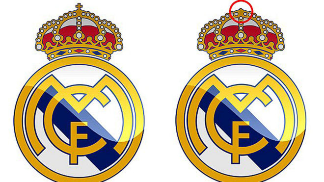 Logo del real madrid clipart banner freeuse Real Madrid logo won\'t feature Christian cross in Middle East ... banner freeuse