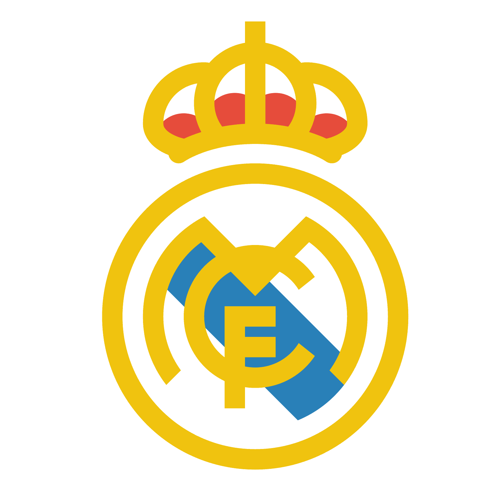 Logo del real madrid clipart jpg freeuse Real Madrid Png (+) - Free Download | fourjay.org jpg freeuse