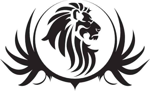 Logo design clipart vector library library Lion logo design clipart 13 » Clipart Station vector library library