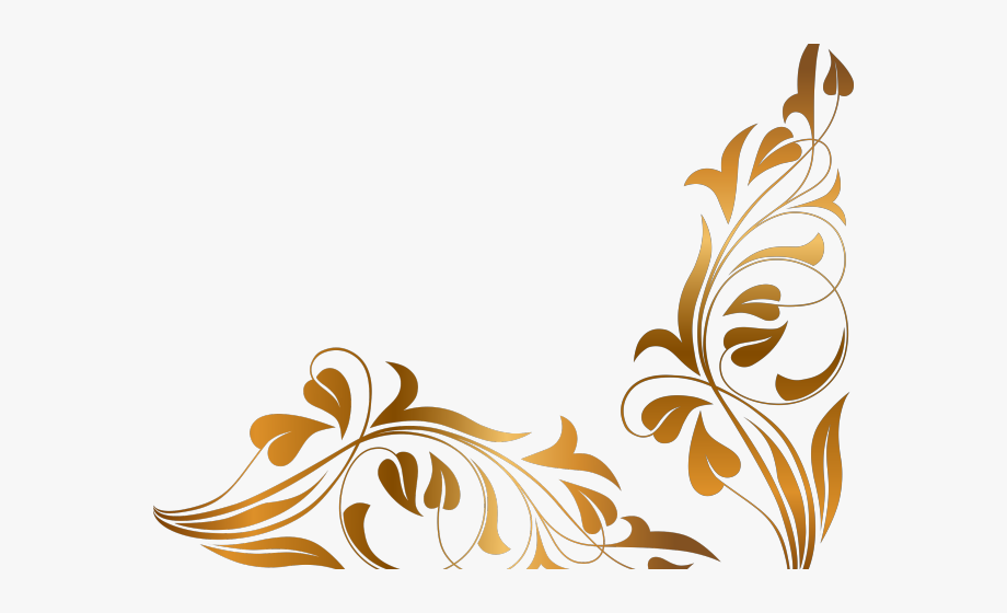 Logo design clipart format vector library download Tattoo Designs Clipart Png Format - Gold Text Dividers Png #293915 ... vector library download