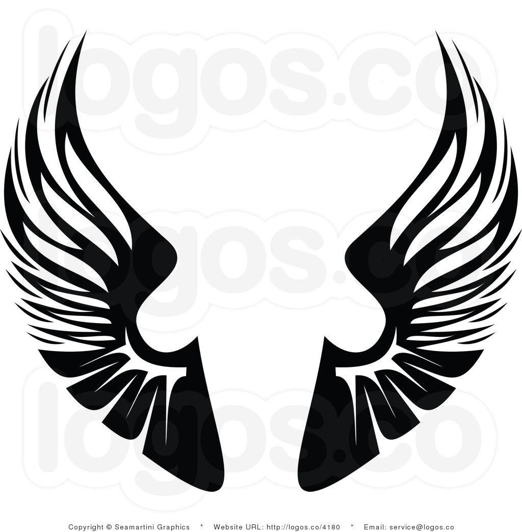 Logo design clipart svg freeuse download Eagle Wings Design Clipart Panda Free Clipart Images | Green Shield ... svg freeuse download