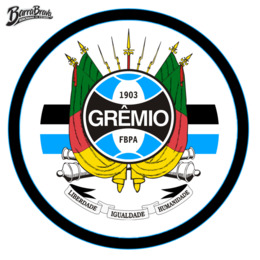 Logo do gremio clipart banner transparent library Grêmio Foot-Ball Porto Alegrense Grenal Copa Libertadores Drawing ... banner transparent library