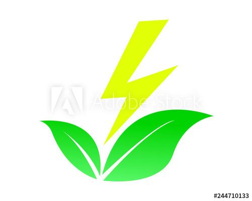 Logo ecologico clipart svg Logo energie rinnovabili eco - ecologico - vettoriale - Buy ... svg