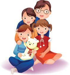 Logo familia clipart freeuse library Familia clipart » Clipart Station freeuse library