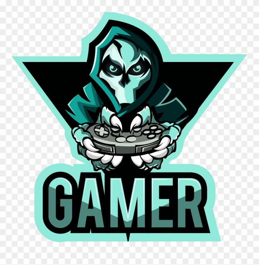 Logo gamer clipart jpg library download Gamer Logo Maker Free - Gamer Png Clipart (#3445417 ... jpg library download