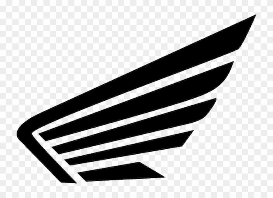Logo honda motos clipart jpg freeuse download 18963 Moto Honda Aile Logo Deco Clipart (#2694856) - PinClipart jpg freeuse download