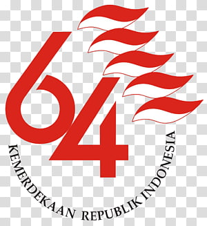 Logo hut ri 73 clipart black and white download Proclamation of Indonesian Independence Indonesian language ... black and white download