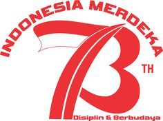 Logo hut ri 73 clipart picture free library 18 Best Poster images in 2018   Indonesia merdeka, Chen ... picture free library