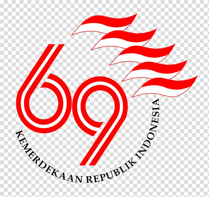 Logo hut ri ke 72 clipart vector freeuse library Proclamation of Indonesian Independence Indonesian language ... vector freeuse library