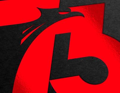 Logo hut ri 73 clipart jpg freeuse stock LOGO HUT RI 69 on Behance jpg freeuse stock