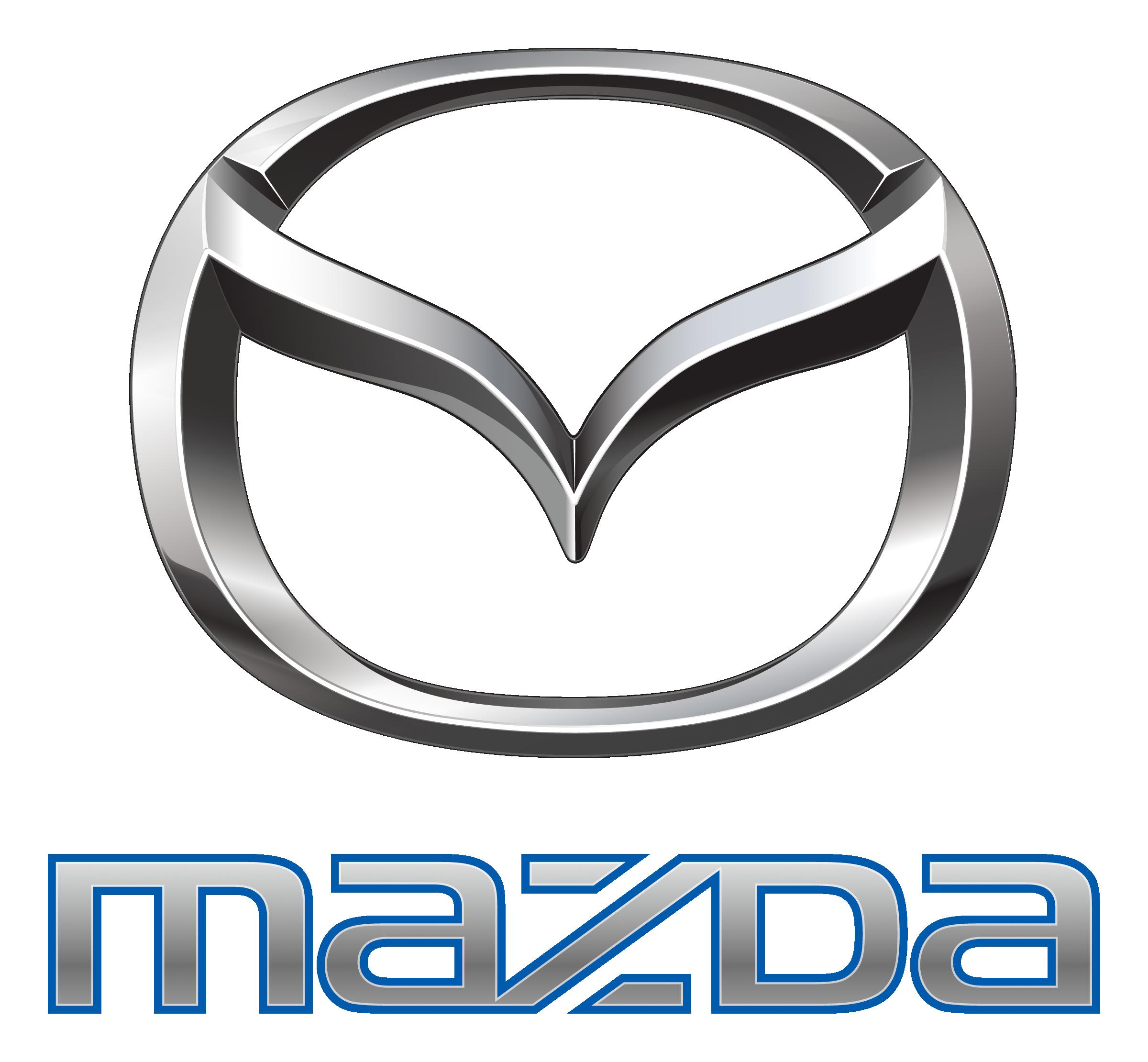 Logo mazda clipart black and white stock Mazda Logo PNG Transparent Mazda Logo.PNG Images. | PlusPNG black and white stock