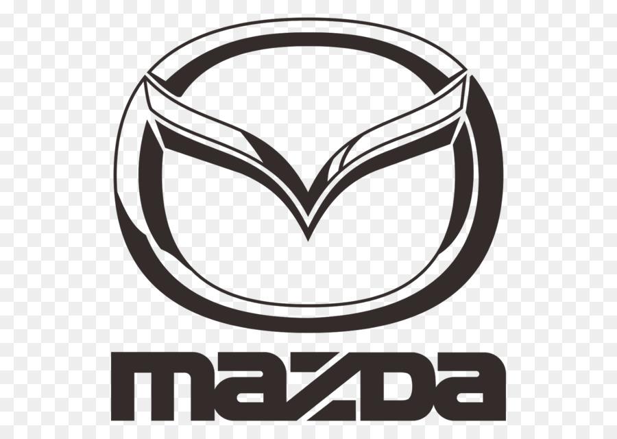 Logo mazda clipart jpg freeuse stock Mazda Logo clipart - Car, Font, Line, transparent clip art jpg freeuse stock