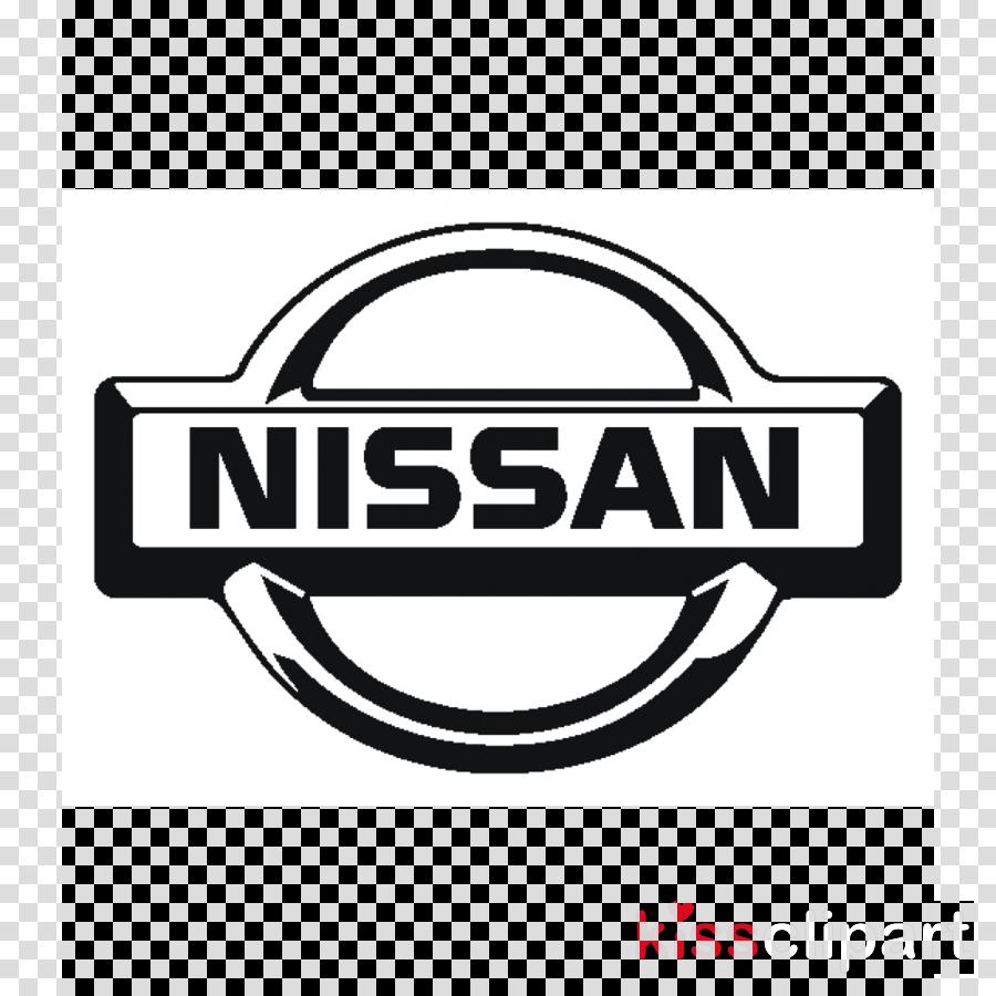 Logo nissan clipart banner black and white Nissan Leaf clipart - Car, Sticker, Text, transparent clip art banner black and white