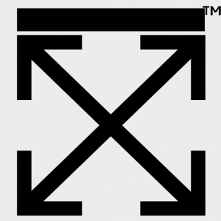 Logo off white clipart black and white stock Off-White » Emblems for GTA 5 / Grand Theft Auto V black and white stock