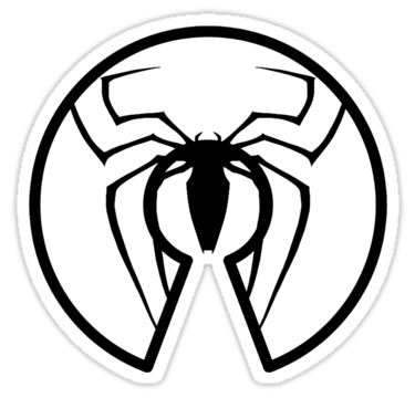 Logo png clipart png black and white stock Spider-Man Logo Clip Art – Clipart Free Download png black and white stock