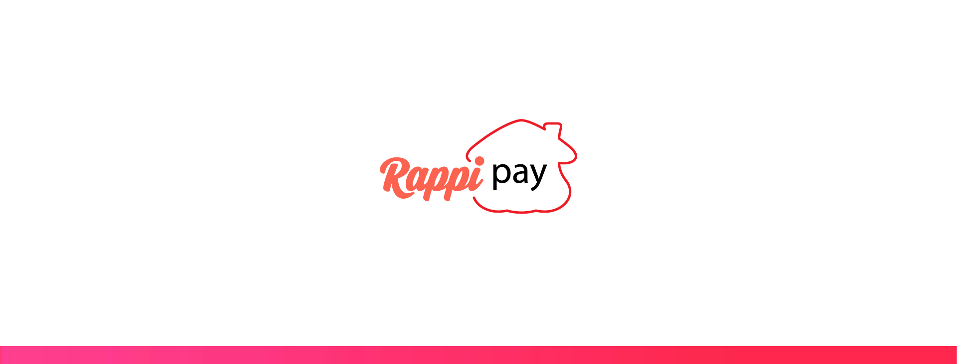 Logo rappi clipart banner free stock Rappi pay on Behance banner free stock