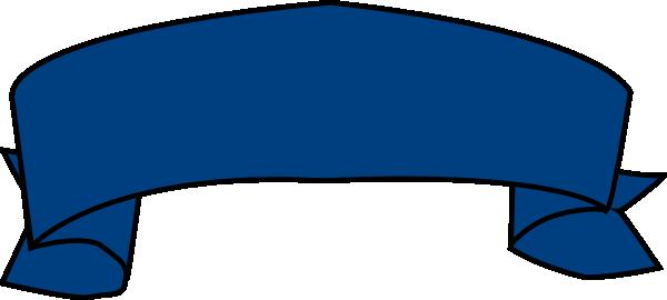 Logo ribbon clipart png navy png royalty free stock Blue Ribbon Banner Clipart - Clipart Kid png royalty free stock