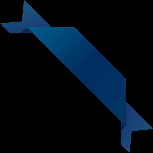 Logo ribbon clipart png navy png library download CORNER RIBBON03 NAVY BLUE Vector Data | SVG(VECTOR):Public Domain ... png library download