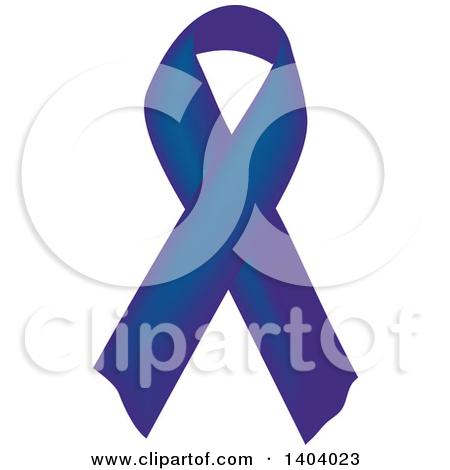 Logo ribbon clipart png navy image freeuse stock Clipart of a Navy Blue Awareness Ribbon - Royalty Free Vector ... image freeuse stock