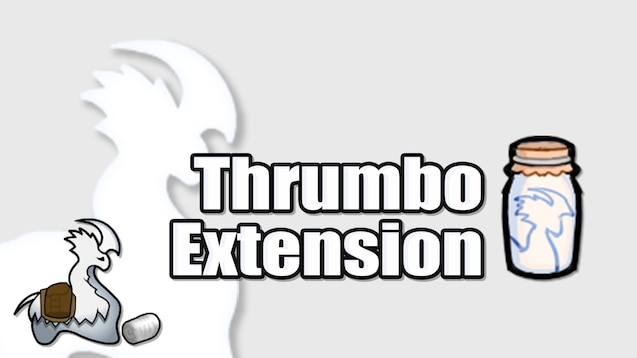 Logo s abonner clipart picture transparent download Steam Workshop :: Thrumbo Extension picture transparent download