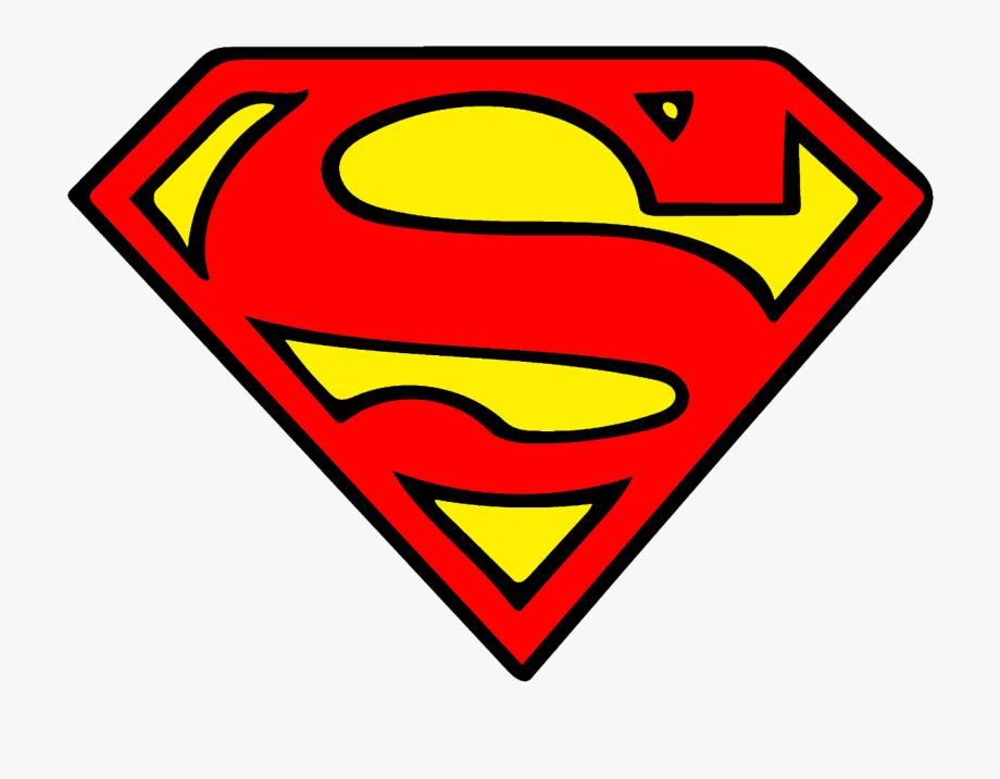 Logo superman clipart image Super Man, Vector, Clipart, Sticker - Superman Logo ... image