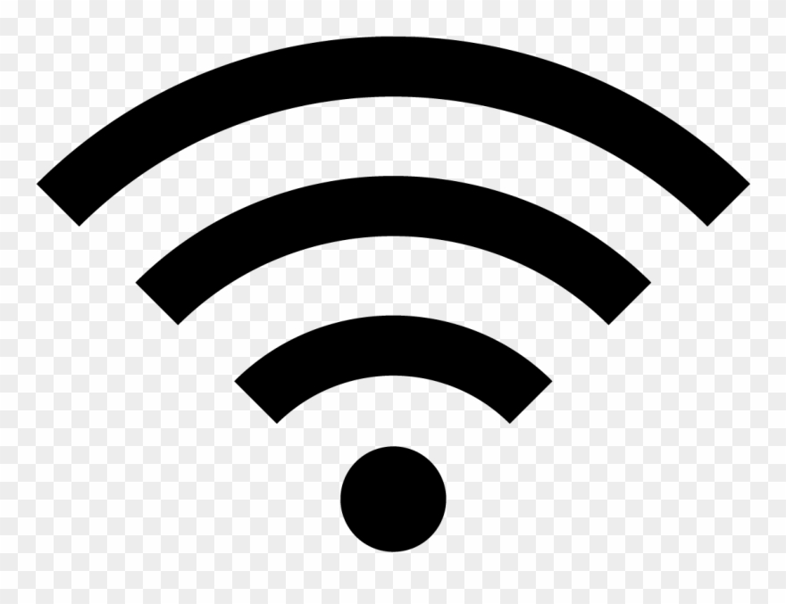 Logo wifi clipart graphic Wifi Symbol - High Resolution Wifi Logo Clipart (#1402854 ... graphic