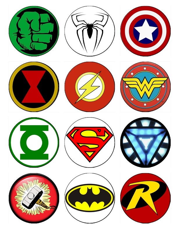Logos superheroes clipart graphic freeuse library Superhero Logos Clipart | Free download best Superhero Logos ... graphic freeuse library