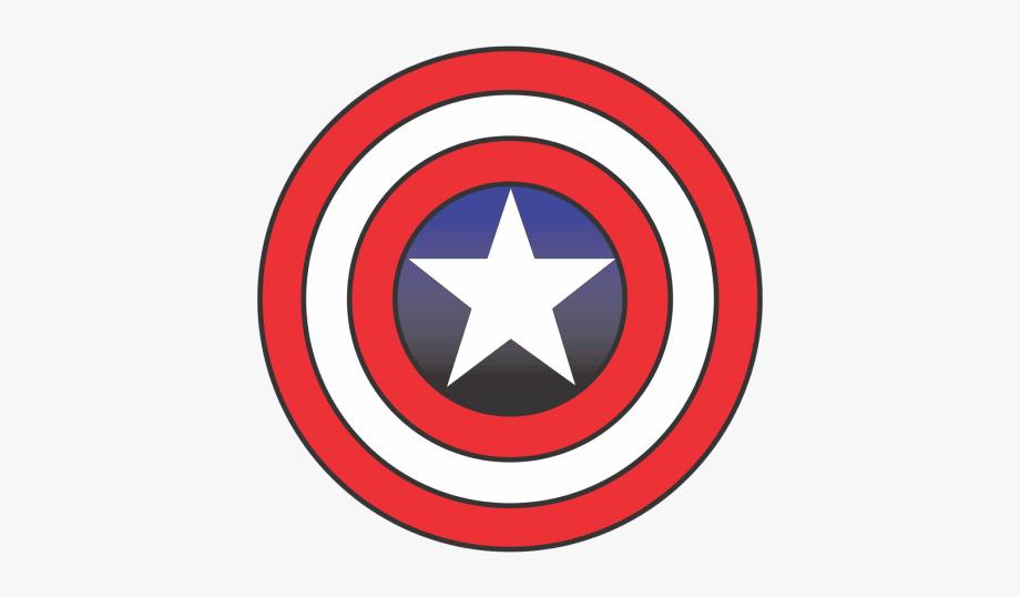 Logos superheroes clipart banner download Logo Superhero Png - Marvel Captain America Logo #2037578 ... banner download