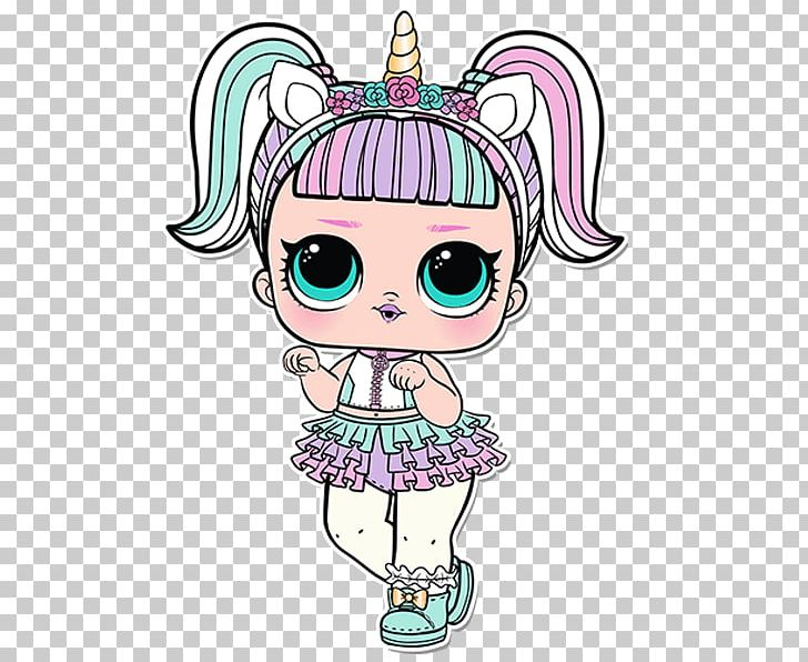 Lol clipart free graphic transparent Unicorn Doll L.O.L. Surprise! Confetti Pop Series 3 Legendary ... graphic transparent
