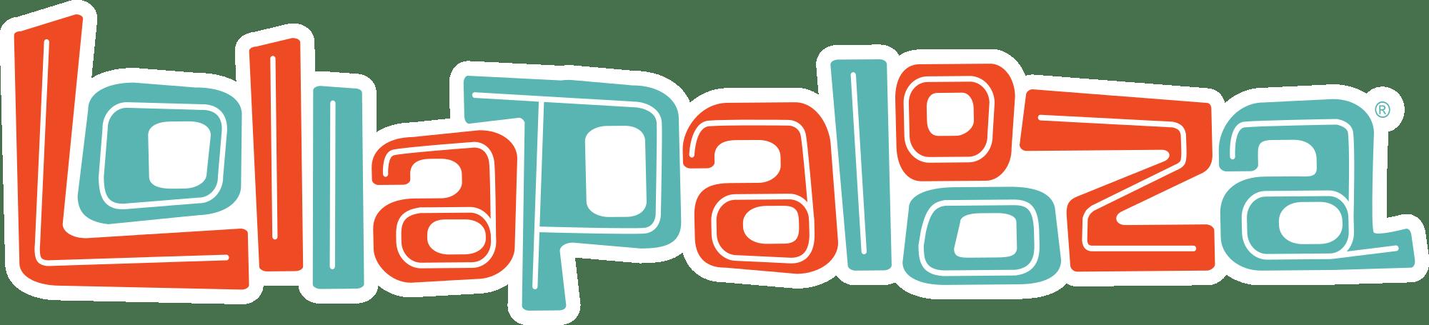 Lollapalooza logo clipart free stock Lollapalooza Logo transparent PNG - StickPNG free stock