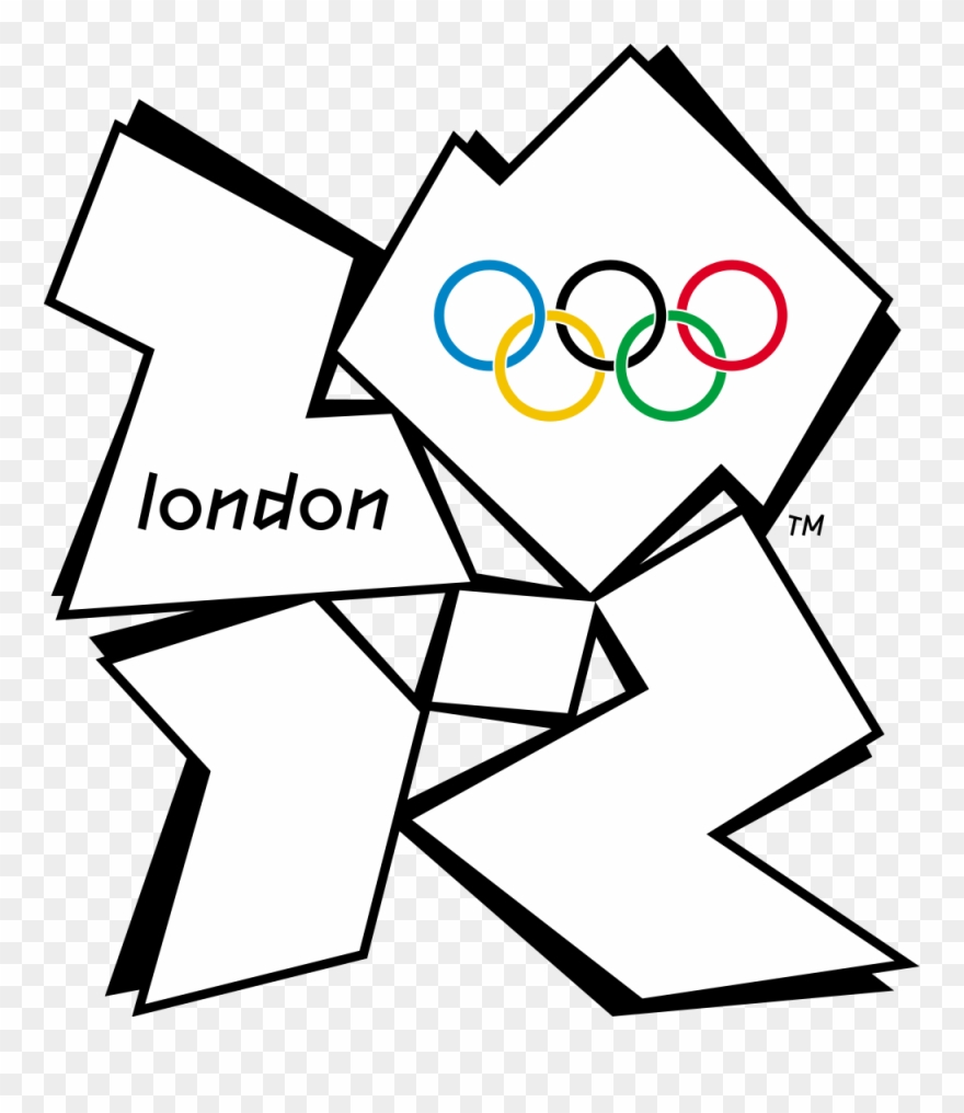 London 2012 olympics clipart jpg free 2012 London Olympics Logo Clipart (#85359) - PinClipart jpg free