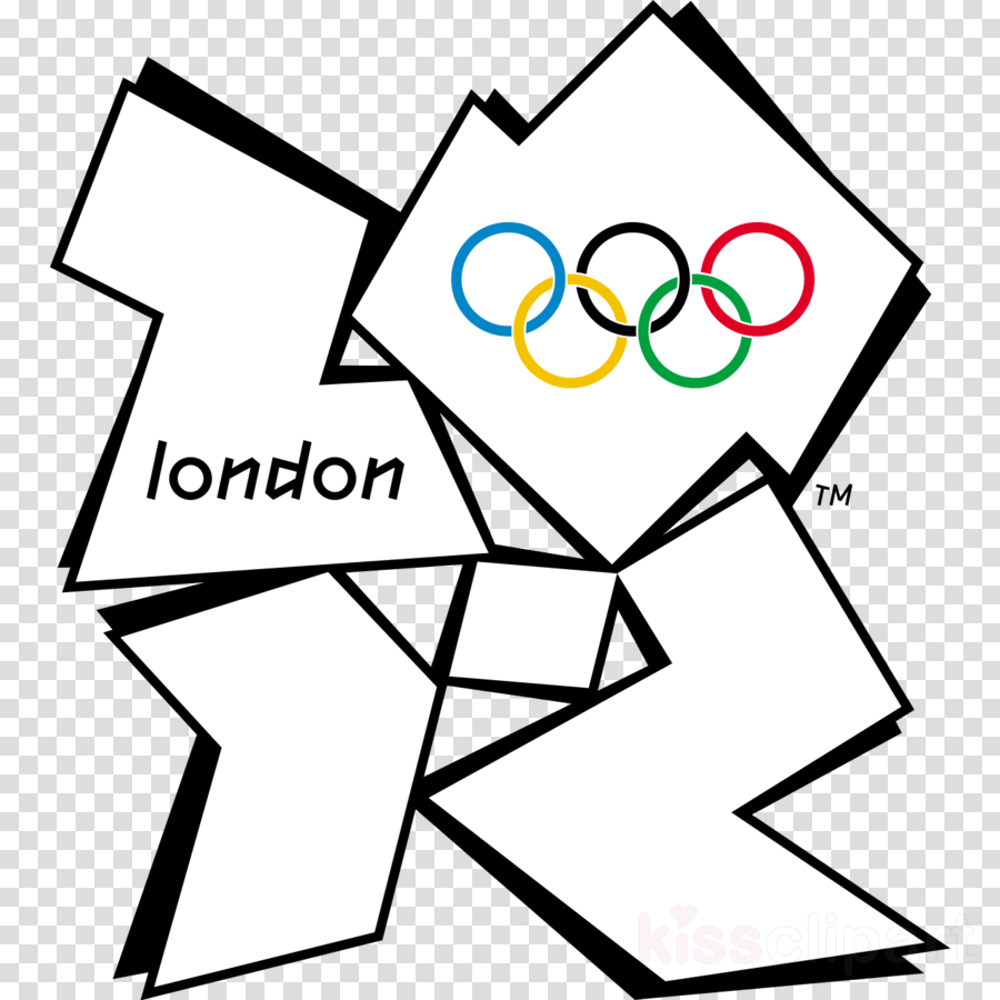 London 2012 olympics clipart clip art black and white stock Summer Background Design clipart - London, Sports, White ... clip art black and white stock
