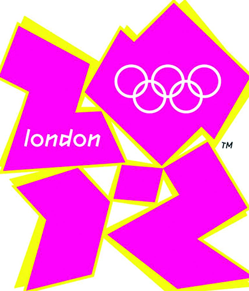 London 2012 olympics clipart graphic black and white download London 2012 Olympics (2012) graphic black and white download