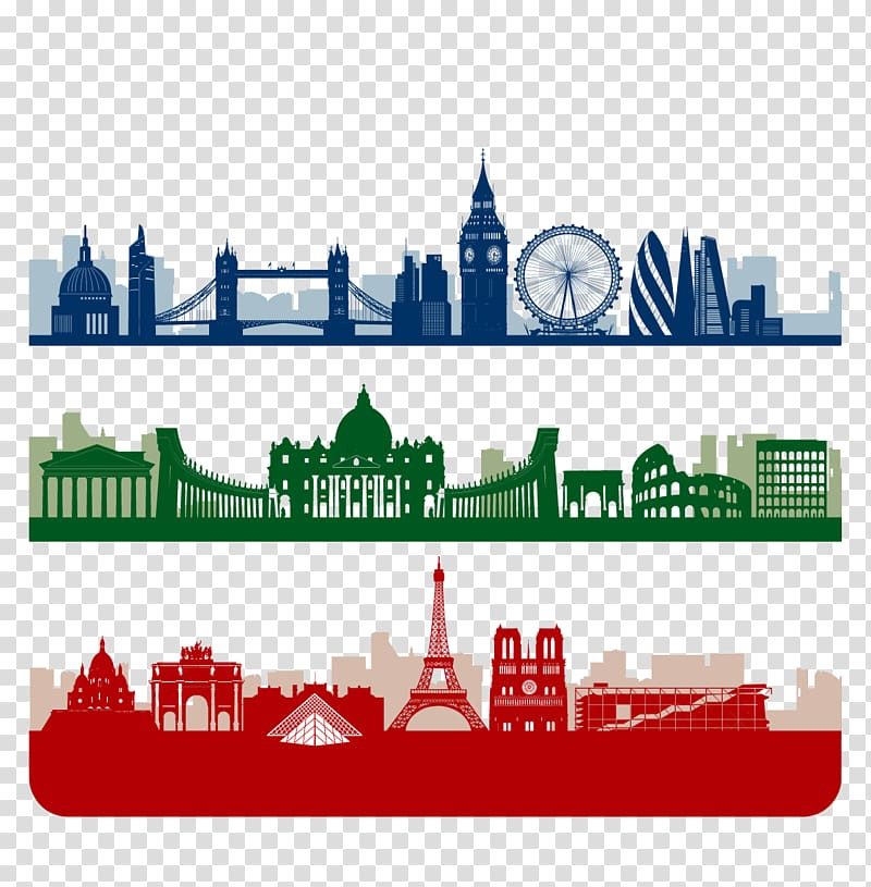 London background clipart clip art library stock Buildings, Paris London Skyline Silhouette, Travel landmarks ... clip art library stock