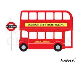 London bus clipart clip transparent stock london double decker bus clipart - Google Search   School Projects ... clip transparent stock