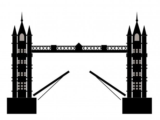 London clipart black and white clip royalty free download Tower Bridge London Clipart | England | Tower bridge london, Tower ... clip royalty free download