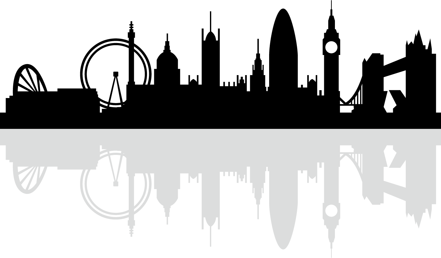 London skyline clipart picture royalty free download London Skyline Silhouette Royalty-free - Black London png download ... picture royalty free download