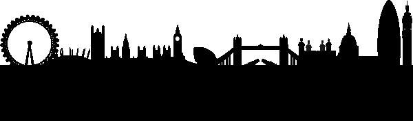 London skyline silhouette clipart clip download London skyline silhouette clipart images gallery for free download ... clip download