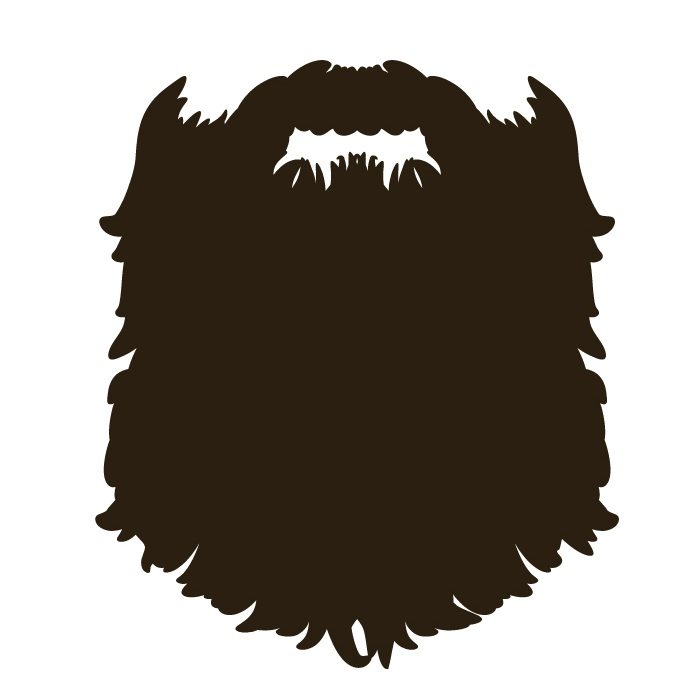 Long beard clipart png library Free Beard Clipart, Download Free Clip Art, Free Clip Art on Clipart ... png library