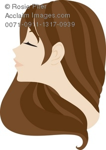 Long brown hair clipart png freeuse stock girl with long brown hair clipart & stock photography | Acclaim Images png freeuse stock