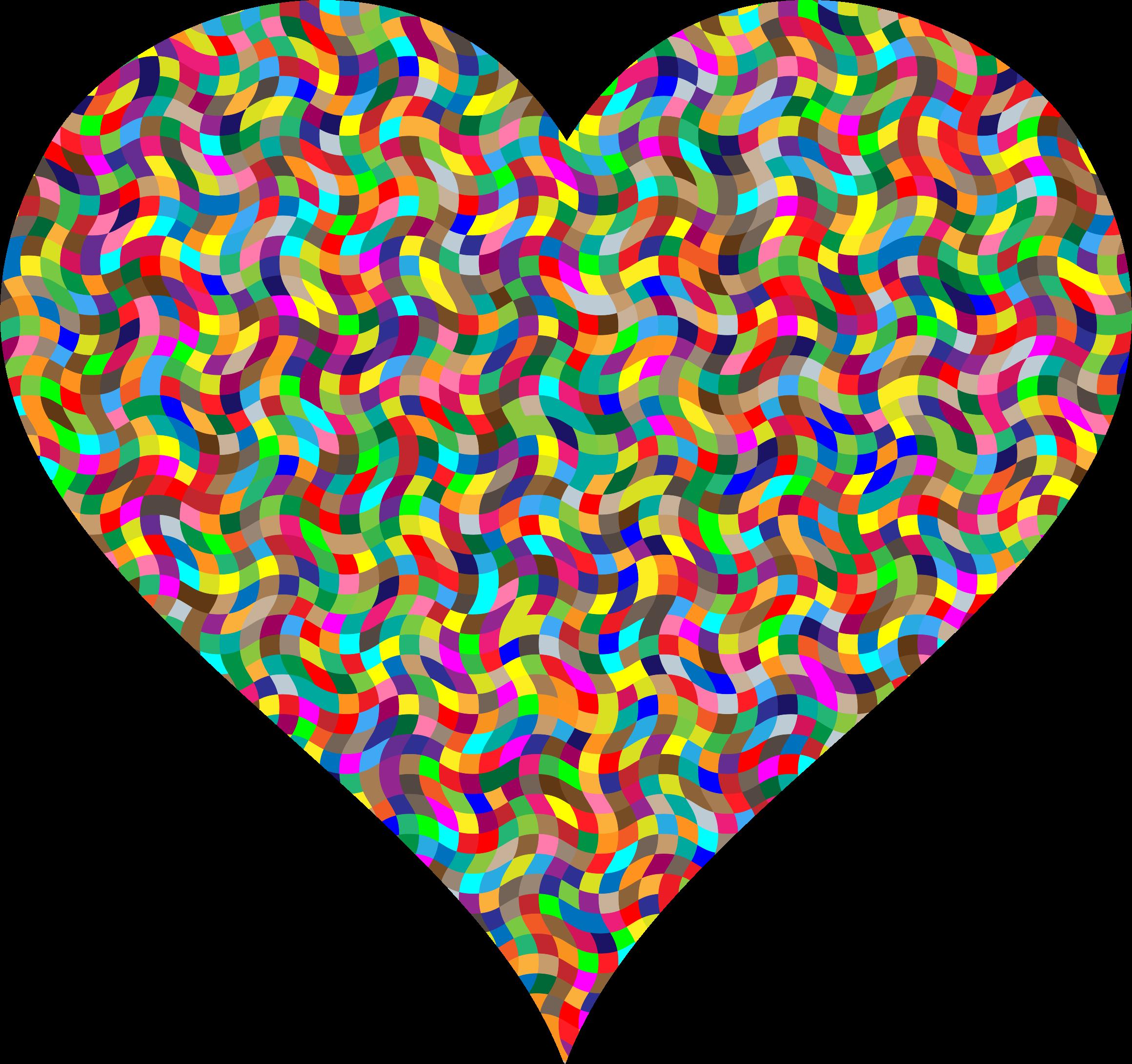 Long heart clipart banner library Colorful heart clip art 6769935 - billigakontaktlinser.info banner library