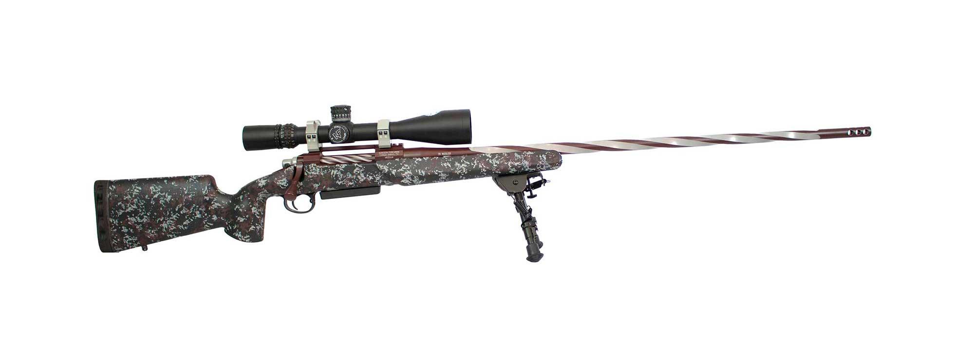 Long range shooting clipart