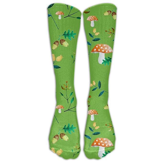 Long socks clipart clip library library Amazon.com: Long Socks Mushroom Clipart Art Love Breathable ... clip library library